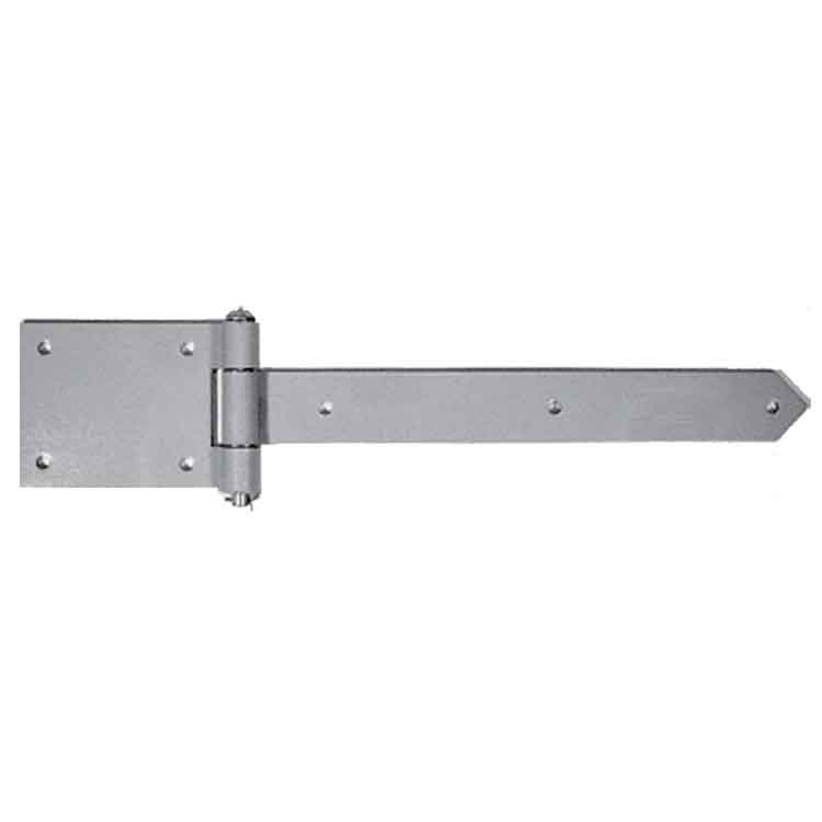 W Style Industrial Strap Hinge